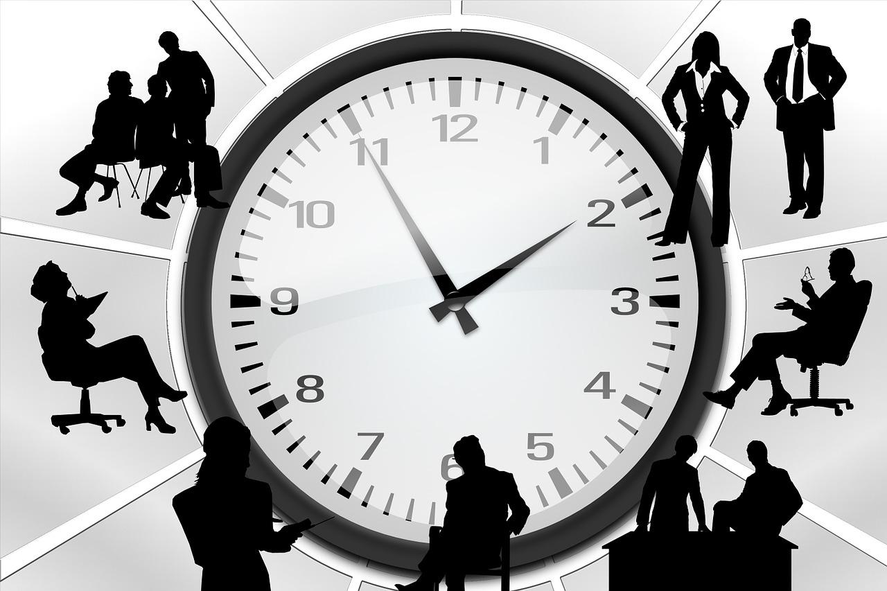 La Jornada de trabajo de los empleados públicos de la administración local